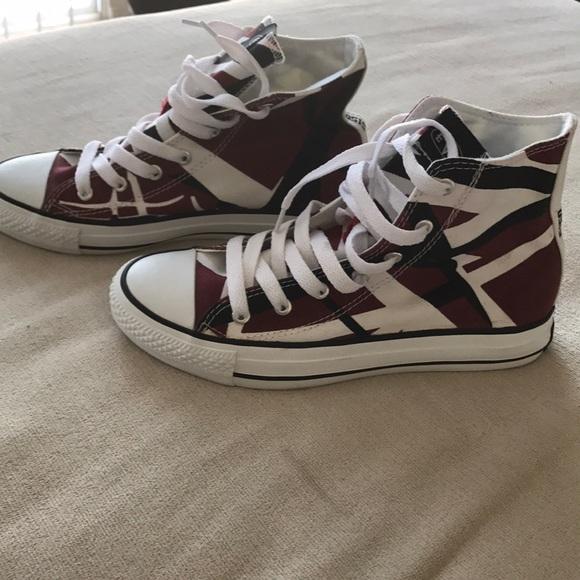 e354281057 eddie van halen Shoes - Eddie Van Halen high tops